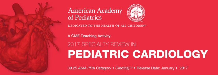 Streaming Video - 2017 Specialty Review In Pediatric